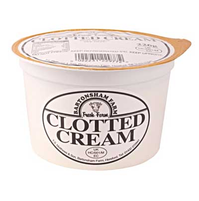 Clotted Cream - 250g