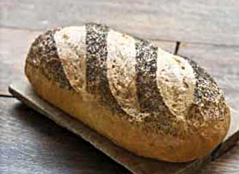 Baltic Loaf with Poppy Seeds
