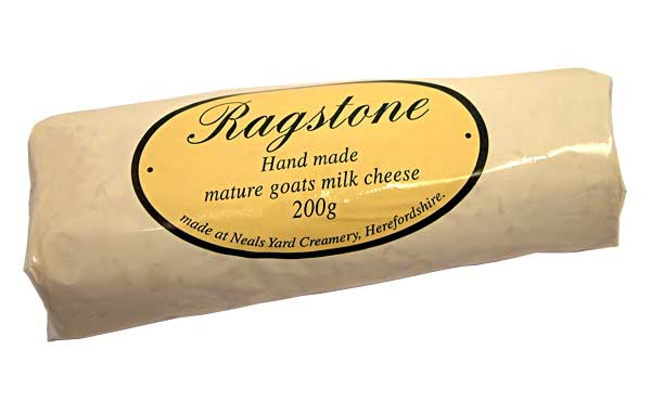 Ragstone Hand made mature goats cheese